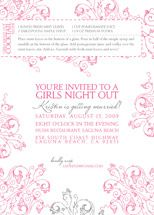 {Recipe} Bachelorette Party Invites
