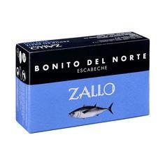 Bonito del norte en salsa catalana Zallo 120 gr.