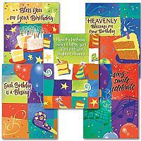 New from Printery House - this fun selection of religious birthday cards is sure to keep you well supplied for any birthday, even if it pops up unexpectedly! Visit printeryhouse.org for more Christian products, religious greeting cards and gifts. #printeryhouse