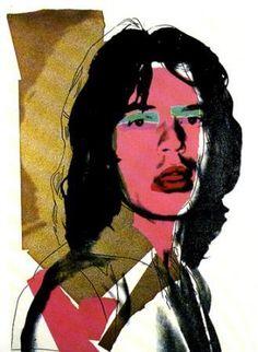 Warhol / Jagger