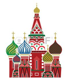 Moscow symbol - Saint Basil s Cathedral, Russia photo