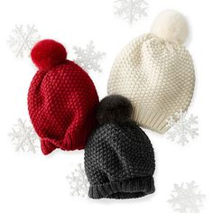 http://www.markandgraham.com/products/chunky-knit-beanie-with-fur/