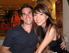 Asian girls and white boys dating really