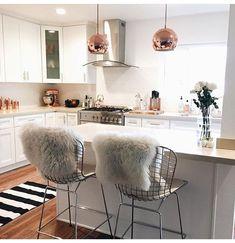 cocinas-decoradas-con-tonos-cobre (10) - Curso de Organizacion del hogar