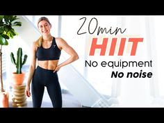 5 HIIT workouts that'll make you feel the burn while working from home