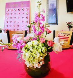 More information & Resultado de imagen para hotel lobby flower decorating   Baby shower ...