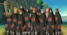 All Akatsuki Ultimate Jutsus, Abilities & Awakenings - Naruto Shippuden Ultimate Ninja Storm 4 Road to Boruto These are all the Akatsuki member Ultimate Juts. Itachi Uchiha, Naruto Y Boruto, Anime Naruto, Sky Anime, Anime Manga, Otaku Anime, Naruto Wallpaper, Akatsuki Clan, Pain Naruto