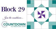 Block Twenty-Nine: Countdown to Paducah 2018 – AQS Blog
