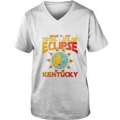 Kentucky USA Total Solar Eclipse August 21 2017 TShirt.