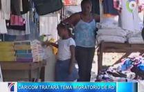 CARICOM Tratará Tema Migratorio En RD