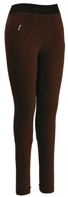 TuffRider Cotton Schoolers/Riding Tights - Chocolate, $14.95 (https://www.lexingtonhorse.com/tuffrider-cotton-schoolers-riding-tights-chocolate/)