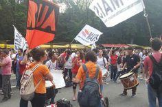 Pregopontocom Tudo: Manifestantes ocupam Avenida Paulista em protesto contra governo Temer ...