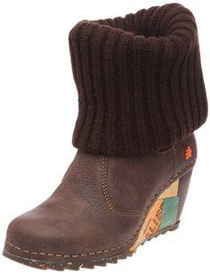 ART COPENHAGEN 531 - Botines fashion de cuero para mujer (disponible en varios colores) #Moda #Zapatos #Botines #Mujer