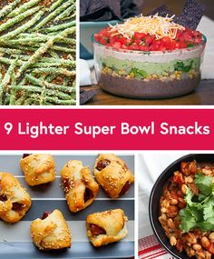 9 Super Bowl Recipes