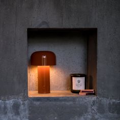 Barber Osgerby's wireless, USB-charged Bellhop table lamp evokes the spirit of a modern day candle and holds charge for 24 hours, making it a perfect guidelight at night in the bathroom or hall. 📷: Maya Myers Photography #flos #floslighting #design #lightingdesign #bathroomlighting #bathroominspo #italiandesign #interiorinspiration #italianlighting #interiordesign #modernlamp #contemporarylighting #lightingideas #homedecor #nightlight Bathroom Lighting Design, Italian Lighting, Construction Materials, Lamp Bulb, Candle Sconces, Night Light, Interior Inspiration, Wall Lights, Table Lamp
