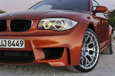 2011 BMW Serie 1 M Coupé Imagen
