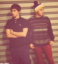 Luke and Jai Brooks from the Janoskians... YouTube them!