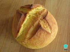 PAN DE MAÍZ - ¡Receta Fácil y Rápida! Biscuit Bread, Pan Bread, Bread Maker Recipes, Corn Recipes, Good Healthy Recipes, Light Recipes, Cooking Time, Bakery, Food And Drink