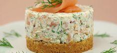 Belle entrée avec ce Cheesecake au saumon ! Recette un peu plus longue à réaliser mais je pense qu'elle vaut le coup d'âtre faite, le visuel est juste extra et ca donne envie d'y gouter et c'est là le principal à mon gout ! Ingrédients 130 gr d'œufs de saumon 3 tranches de saumon fumé …