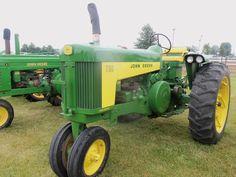 John  Deere 730 2 cylinder tractor