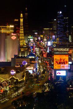 Las Vegas Strip ~ Nevada