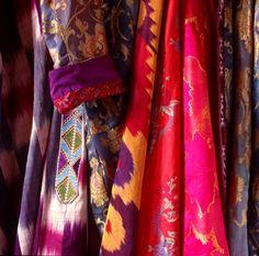 Textiles ouzbeks