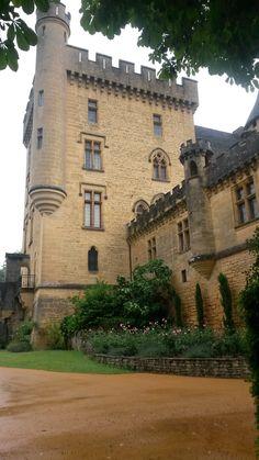 Puymartin chateau