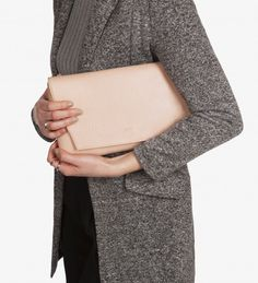 Matt and Nat Daisy Clutch in Macaroon Colored Vegan Leather – Alternative Outfitters Vegan Store