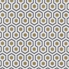 Papier peint Hicks' Hexagon