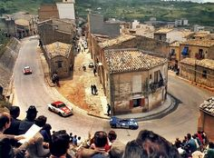 Targa Florio Old Sports Cars, Sports Car Racing, Road Racing, Race Cars, Auto Racing, Vintage Racing, Vintage Cars, Nascar, Automobile