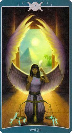 The Book of Shadows Tarot (1 As Above)