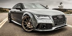 Most Amazing Cars, Audi RS 7 by TAG Motorsports & HRE Wheels