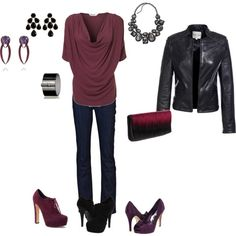 Girls' Night Out, created by sweetpea1974.polyvore.com