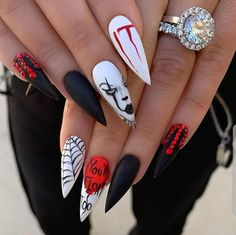 10 Creative Nail Designs for Short Nails to Create Unique Styles Ongles Gel Halloween, Halloween Acrylic Nails, Best Acrylic Nails, Acrylic Nail Designs, Nail Art Designs, Disney Acrylic Nails, Design Art, Summer Acrylic Nails, Disney Nails