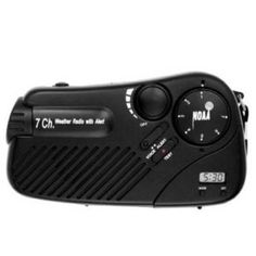 Springfield 91418 Weather & Alert Radio - VHF - 7 Weather by Taylor. $19.25. Description:
