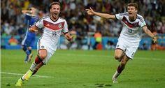 L'analisi della finale Germania-Argentina #WorldCup2014 #Brazil2014