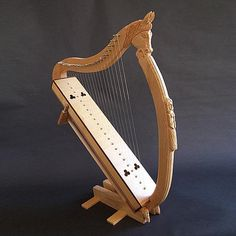 Beautiful handmade instruments from Etsy!