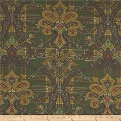 My Grandmother's Lace - Bedding Collections: Animal Friends - Pheasant Hunt Bedding #Plaid #Bedding #Table_Linens