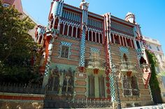 "First house designed by Gaudí to open as a museum in 2016 -  Casa Vicens, a Unesco World Heritage building, is currently undergoing renovation. Gaudí's first house is ""an essential work for understanding his unique architectural language and the development of Modernism in Barcelona"", says Mercedes Mora, the executive director of the museum whose family runs MoraBanc. In 1878, Antoni Gaudí was commissioned to build the house by Manuel Vicens i Montaner, the owner of a ceramics factory. The…"