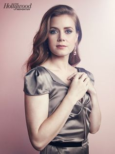 Oscar Roundtable: Amy Adams