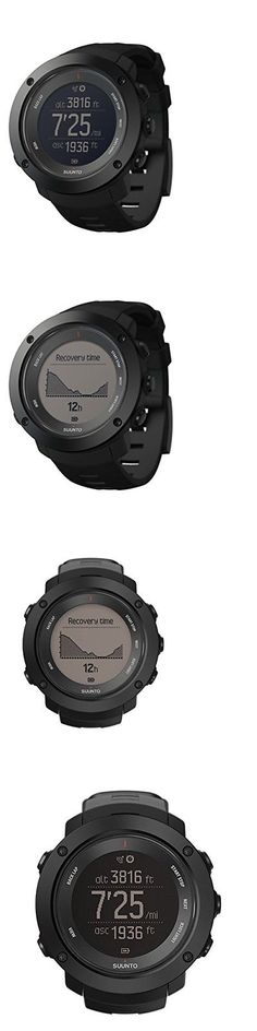 GPS and Running Watches 75230: Suunto Ambit3 Vertical Running Gps Unit, Black -> BUY IT NOW ONLY: $244.21 on eBay!