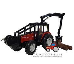 Britains 95165 Valmet 805 Forsttraktor 1/32