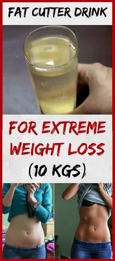 The Most Powerful Fat-Burning Drink - For Extreme Weight Loss