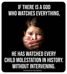 """""""God"""" should be begging these kids for forgiveness. Atheist Agnostic, Atheist Humor, Atheist Quotes, Bible Quotes, Atheist Beliefs, Christianity, Morality, Losing My Religion, Anti Religion"""