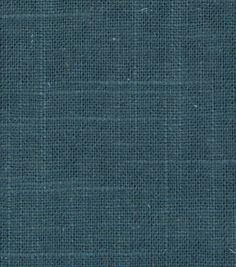 Super versatile cloth with linen yarns that will never go out of style in a wide choice of colors.   Content: 55% Linen, 45% Rayon Width: 54 Inches Fabric Type: Solid Upholstery Grade: Heavy Upholster