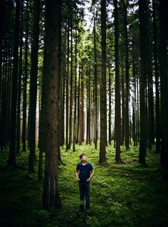 """Teenager is on track to plant a trillion trees (via National Geographic) (7 March 2017) """"Starting his project as a nine-year-old, Felix Finkbeiner aims to restore the world's forests."""""""