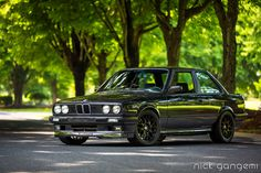 BMW E30 5 | Flickr - Photo Sharing! Bmw E30 Coupe, Bmw E30 M3, Bmw M30, Bmw Cars, Cars Auto, Classic Motors, Classic Cars, Cool Vans, Honda Civic Si
