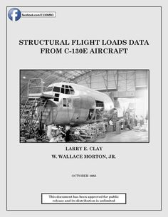 29 best c 130 ebooks images on pinterest c 130 aircraft and airplane structural flight loads data from c 130e aircraft fandeluxe Choice Image