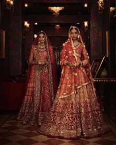 From India Couture Week to Sabyasachi's new jewellery collection here's all the new styles and trends from top Indian designers for our brides and friends! Indian Bridal Outfits, Indian Bridal Lehenga, Indian Bridal Fashion, Indian Bridal Wear, Pakistani Wedding Dresses, Indian Dresses, Bridal Dresses, Indian Wear, Punjabi Wedding