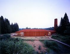 Echigo-Matsunoyama Museum of Natural Science by Tezuka Architects + Masahiro Ikeda Co.